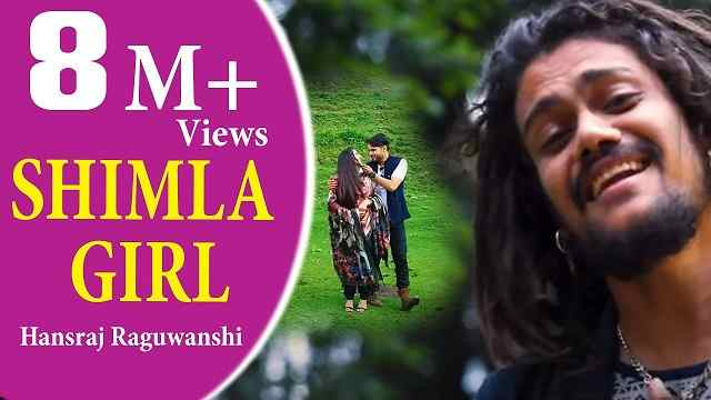 SHIMLA GIRL mp3 Song download - Hansraj Raghuwansi  ~ Gaana Himachali