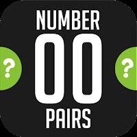 Number Pairs Memory Game