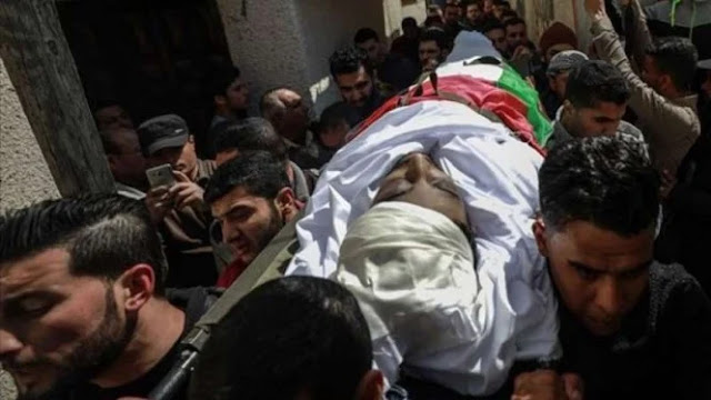 Innalillahi, 3 Pemuda Palestina Meninggal Dunia Usai Diberondong Peluru Tentara Israel