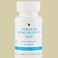 Хранителна добавка за подкрепа на имунната система /Forever Immublend/