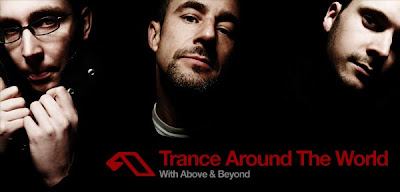 trance around the world 400