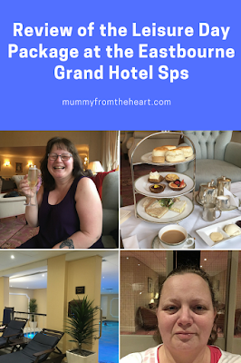 A review of the Leisure Day package at the Grand Hotel Eastbourne Spa