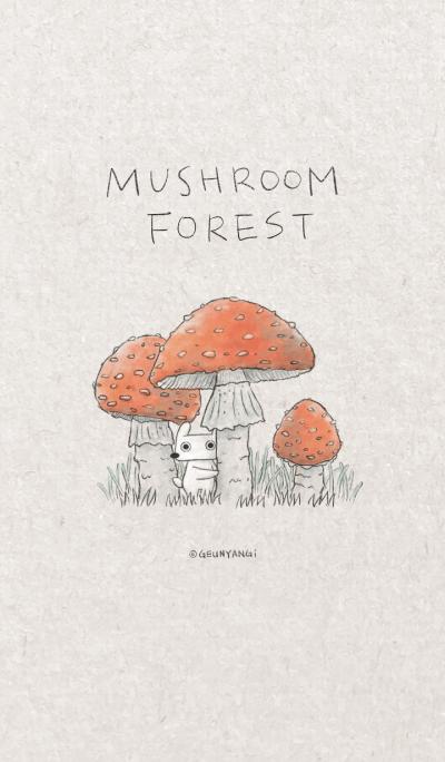 Hey Bu!- Mushroom Forest