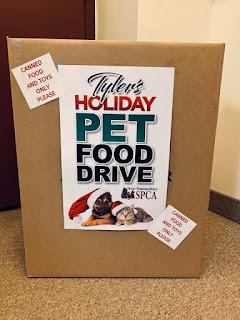Pet Food Drive 12-4-19