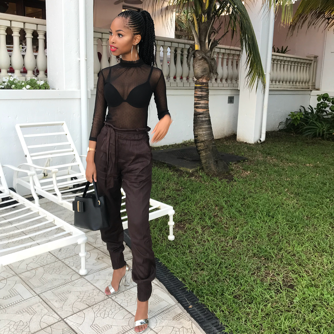 2018 Pictures Of Nandi Mbatha Aka Simi From #Isithembiso