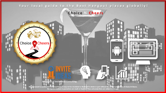 Advertise FREE & Connect your Bars, Pubs, BrewPub, Clubs, Grill, Lounge to new visitors by leveraging @ChoiceNCheers Web Mobile Apps