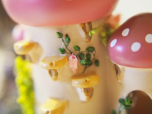 DIY : maquette maison champignon
