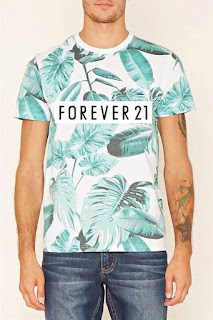 FOREVER 21 Men Canada June 08 – July 31, 2016