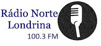 Rádio Norte FM 100,3 de Londrina PR