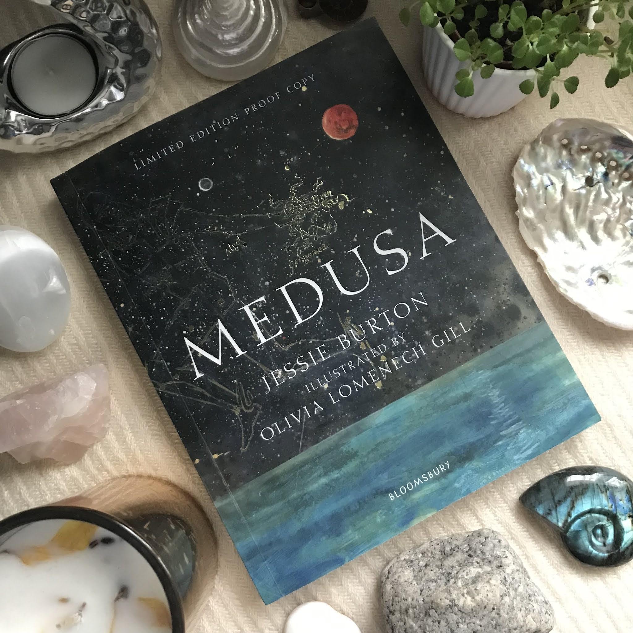 Medusa by Jessie Burton