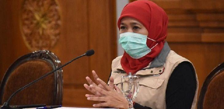 Anggota Dewan Teriak, Khofifah Disayangkan Belum Berani Ajukan PSBB di Jawa Timur, Padahal Data Covid-19 Sudah Mengerikan