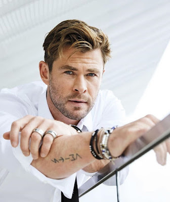 Chris Hemsworth Variety Magazine