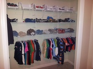 Kid S Clothing Rotational Storage Whole Home Cleaners Organize Clothes Without Closet Or Dresser