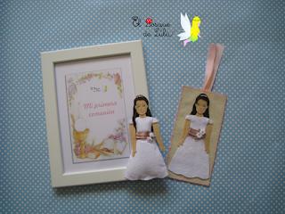 regalos-comunión-personalizados-en-fieltro-marco-fotos-marcapáginas-punto-de-libro-elbosquedelulu-hechoamanoaparati-detalles-invitados