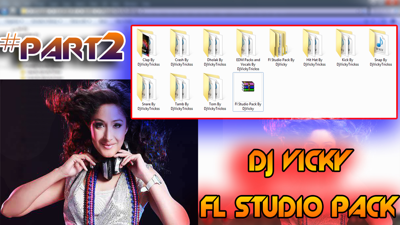 Part2 || 2019 Fl Studio Full Pack || Fl Studio All 100+ || Zip