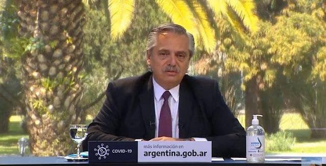 """Fernández: """"Ningún diálogo se rompe, pero a alguno le duele renunciar a los privilegios"""""""