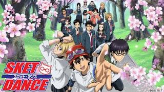 SKET Dance + OVA Subtitle Indonesia