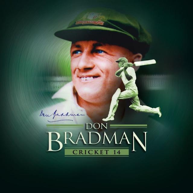 Don Bradman 14