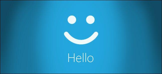 شعار Windows Hello