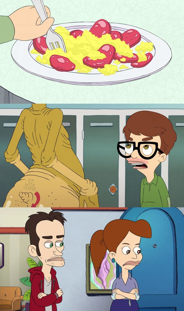 Big Mouth Temporada 2 Completa HD 720p Latino Dual