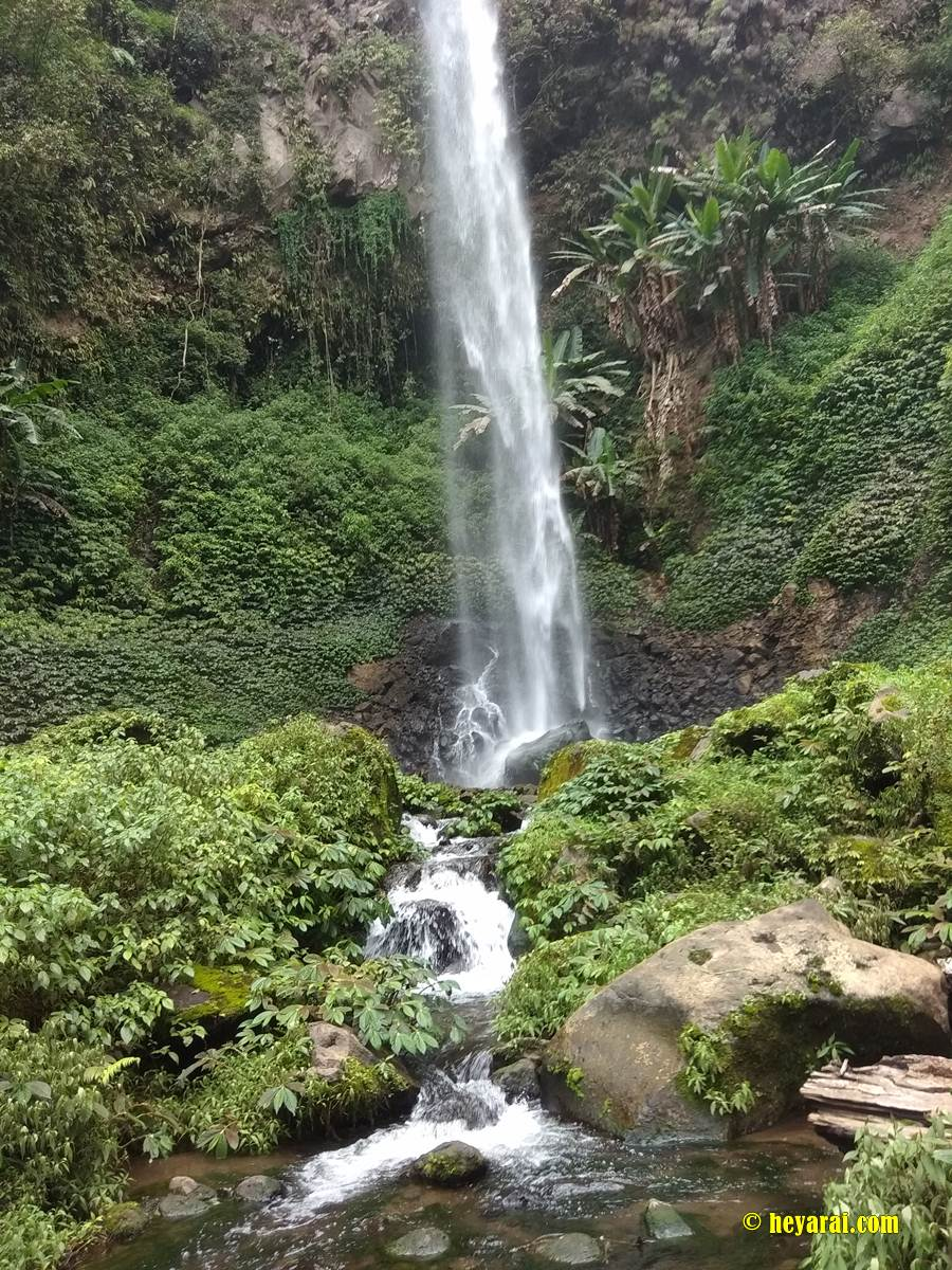 air jernih di Watu Ondo