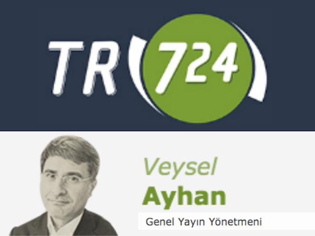 TR724'den Veysel Ayhan'ın Yazıma Verdiği Cevaba, Cevabım