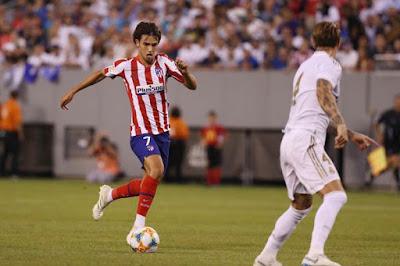 مشاهدة مباراة اتلتيكو مدريد نجوم الدوري الامريكي بث مباشر اليوم