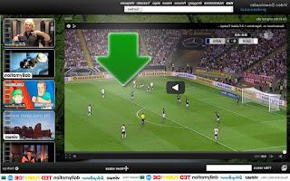 Descargar películas de Internet extension