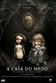 A Casa do Medo: Incidente em Ghostland - BDRip Dual Áudio