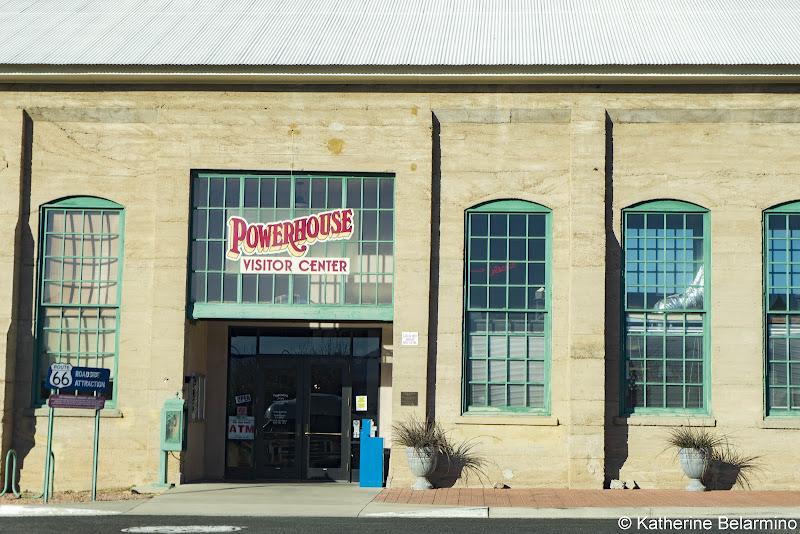 Historic Kingman Powerhouse Route 66 Things to Do in Kingman Arizona