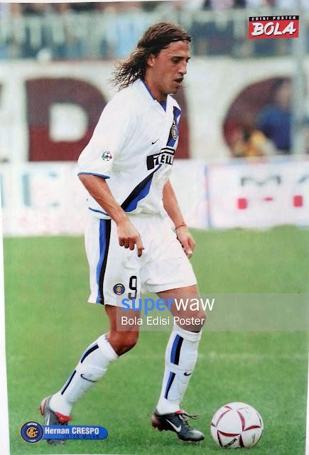 Poster Hernan Crespo (Inter Milan)