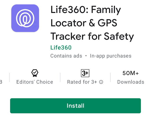 Life360: Family Locator & GPS Tracker Mobile App: simplifies life in the digital world