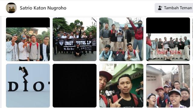 Pelaku Coret Musholla Tangerang, Akun Facebook Satrio Katon Nugroho Diserbu Netizen