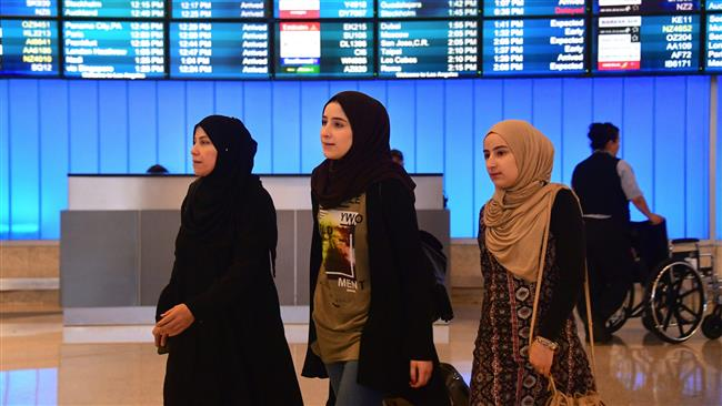 American Civil Liberties Union, others to challenge US President Donald Trump's new travel ban in court