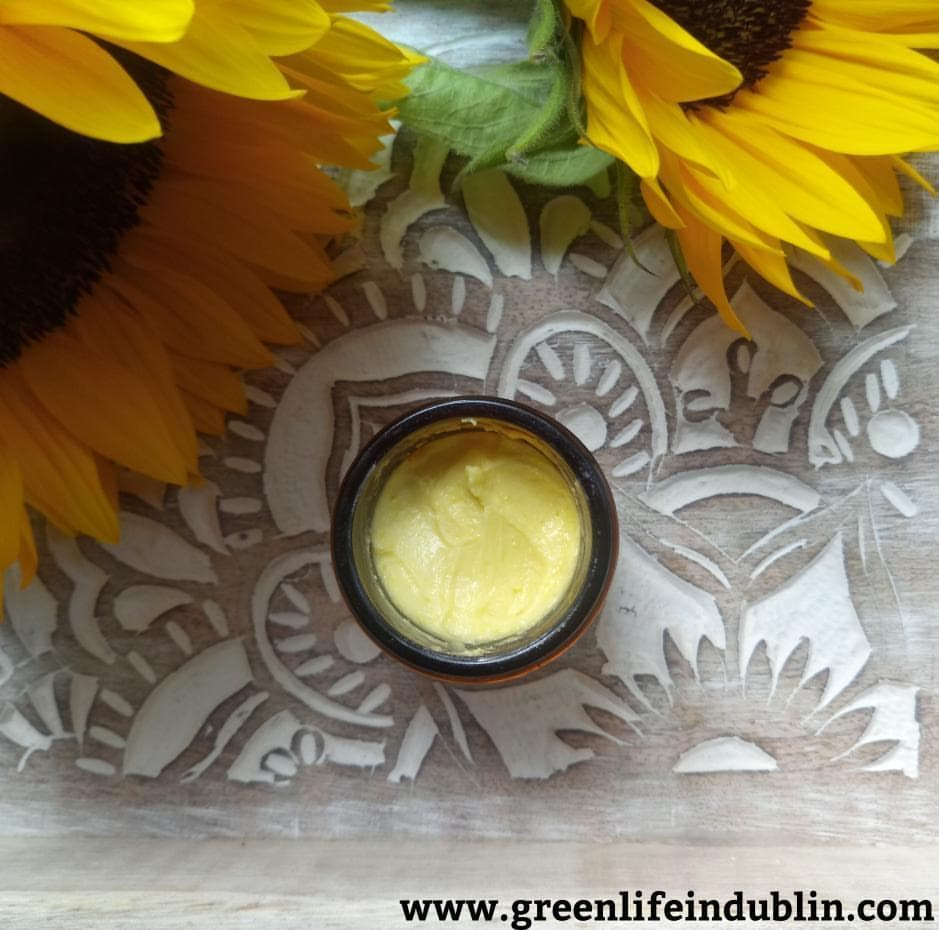 DIY all natural whipped body butter recipe