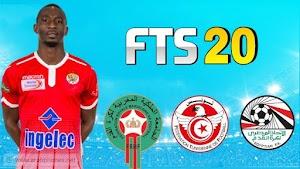 تحميل لعبة FTS 2021 مهكرة مجانا للاندرويد مع الدوريات العربية