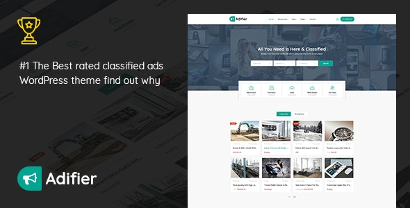 12+ Deadly Best Classifieds Ads Website Themes