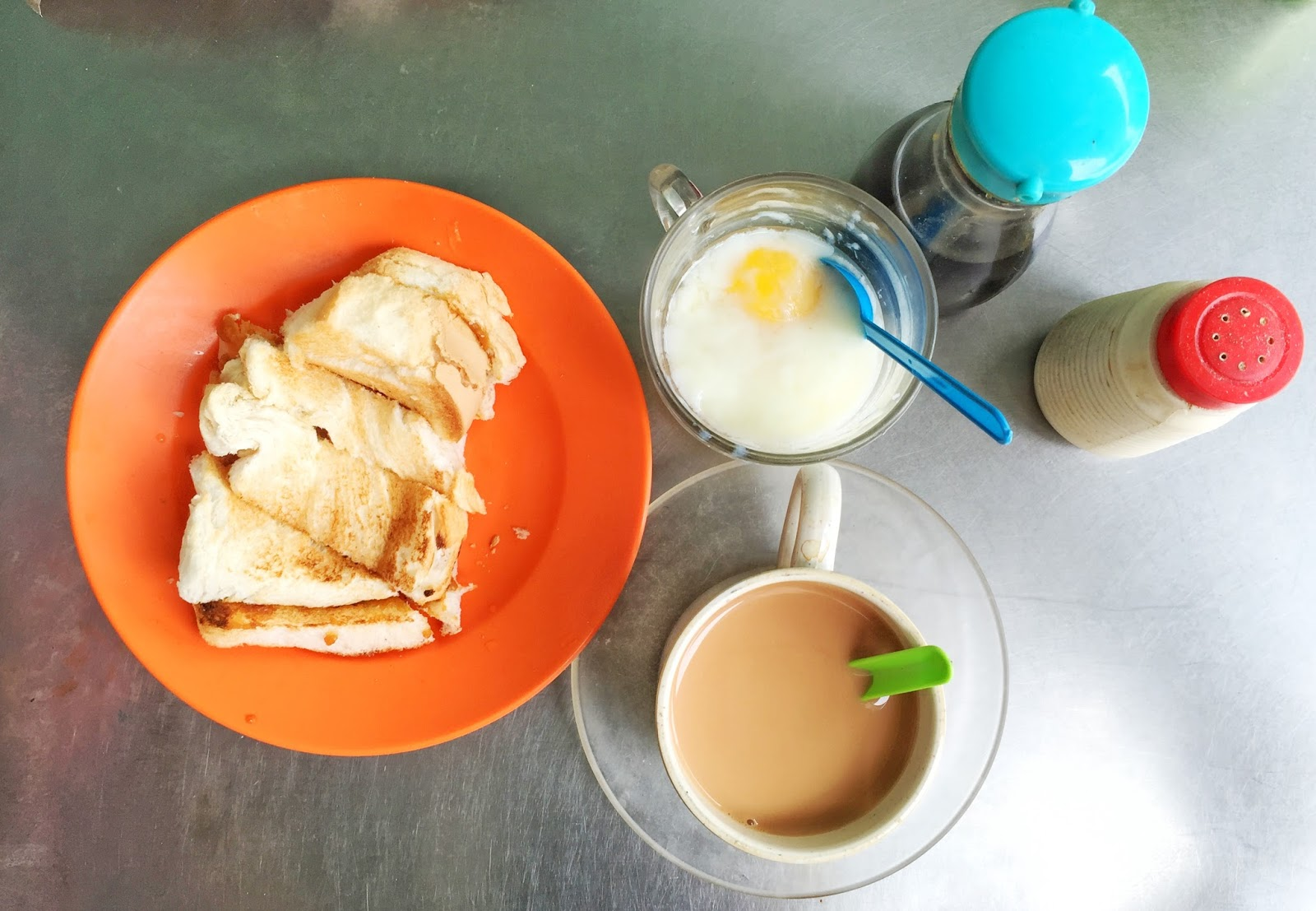 Penang - Toh Soon Coffee (多春茶室) Breakfast