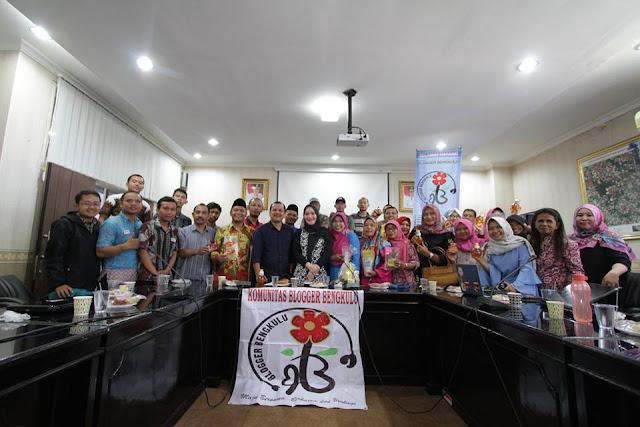 Mari ikuti #NulisSerempak Tentang Masjid Di Bengkulu