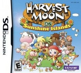 Harvest Moon DS Sunshine Islands