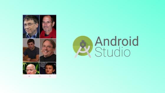 Tutorial Android Cara Membuat GridView dengan Mudah
