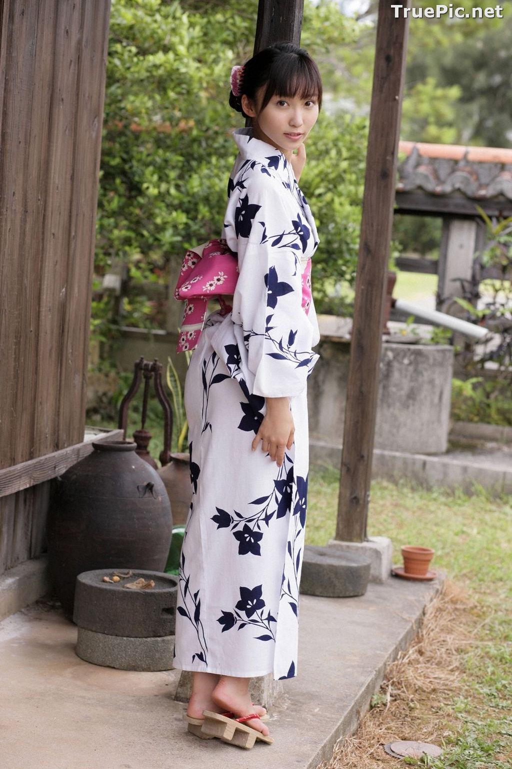 Image [YS Web] Vol.527 - Japanese Gravure Idol and Singer - Risa Yoshiki - TruePic.net - Picture-5