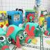 Crianças recebem espaço com atividades lúdicas durante Feira do Empreendedor 4.0
