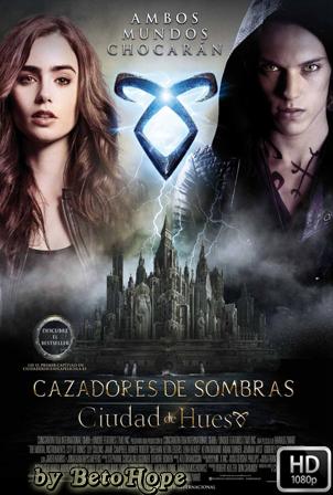 Cazadores de Sombras: Ciudad de Hueso [2013] [Latino-Ingles] HD 1080P [Google Drive] GloboTV
