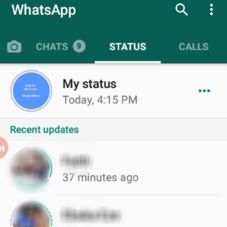 3 Easiest Tricks To Save WhatsApp Status In 20 Seconds