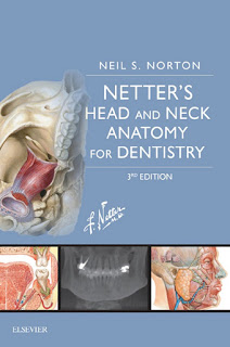 Netter's Head and Neck Anatomy for Dentistry 3rd Edition