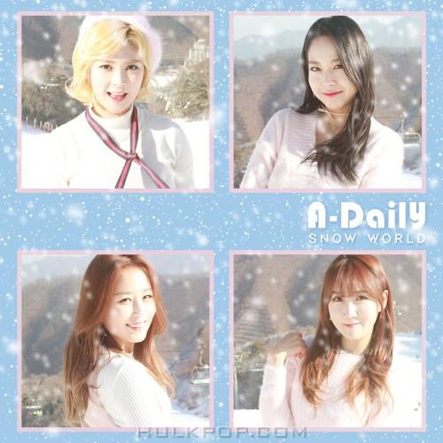 A-Daily – Snow World – Single