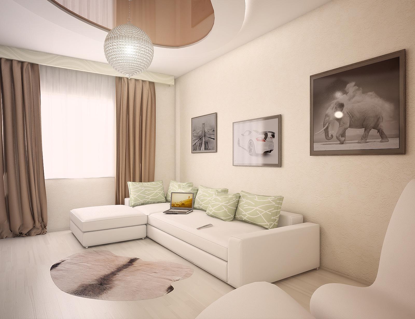 Дизайн интерьера и мебели: Дизайн квартиры 70 кв метров