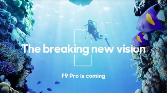 Oppo F9 será el próximo Smatphone que presentará el fabricante