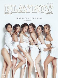 Playboy Filipinas – Mayo Junio 2019